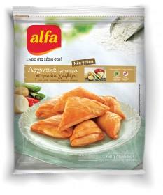 5233 Alfa  Archontika mit Kartoffel, Graviera Käse und Gemüse 750gr