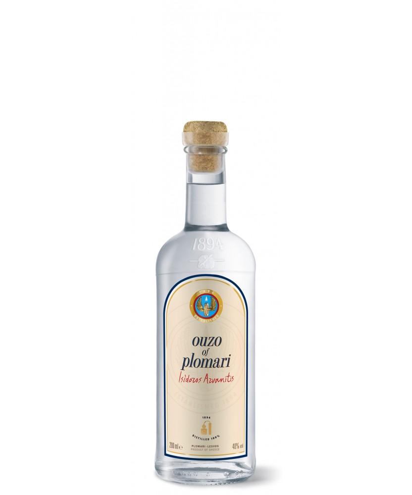 1347 Isidoros Arvanitis (Plomari)  Ouzo Plomari Mini 40% 0,2L