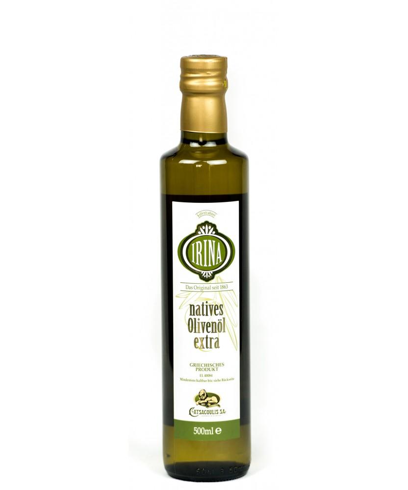 1792 Catsacoulis S.A.  Irina Natives Olivenöl Extra 0,5L
