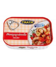 4097 KONVA S.A  Trata Polypenfische in pikanter Sauce 100gr
