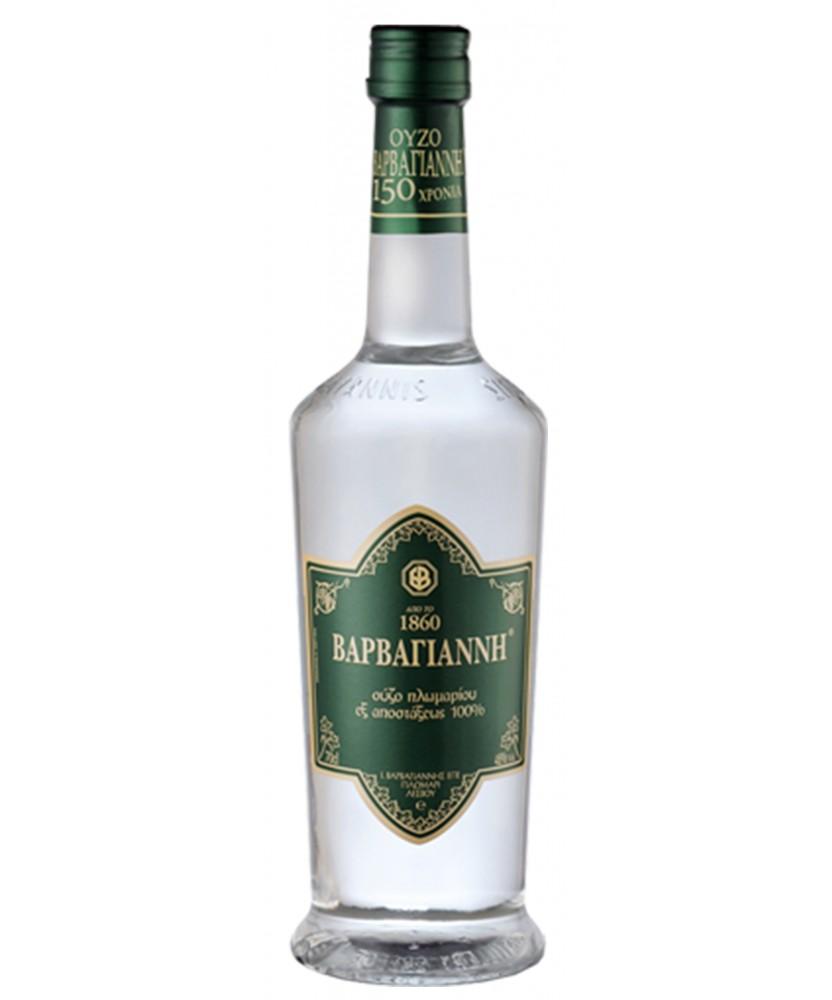 4932 Barbayannis  Ouzo Barbayanni Grün 42% 0,7 Liter