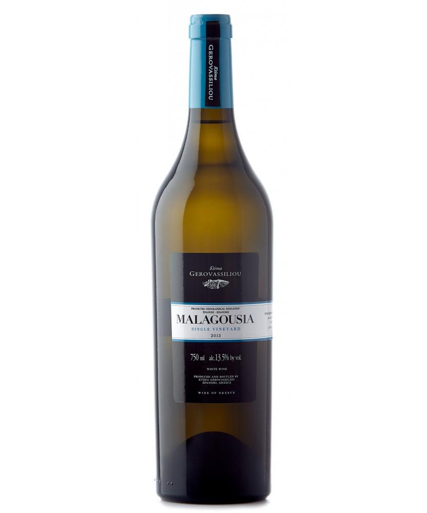 2176 Domaine Gerovassiliou  Malagousia 0,75 Liter