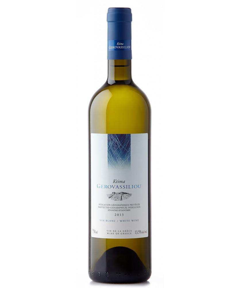 1095 Domaine Gerovassiliou  Ktima Weißwein 0,75 Liter