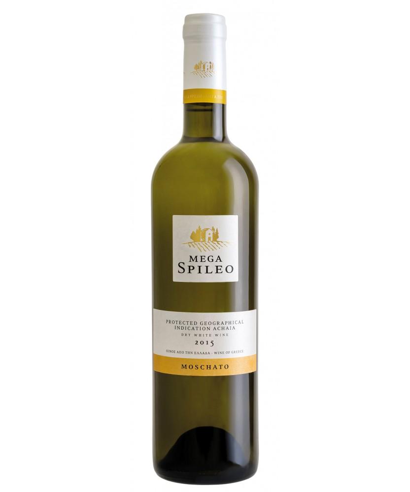 4615 Cavino  Mega Spileo Moschato 0,75 Liter