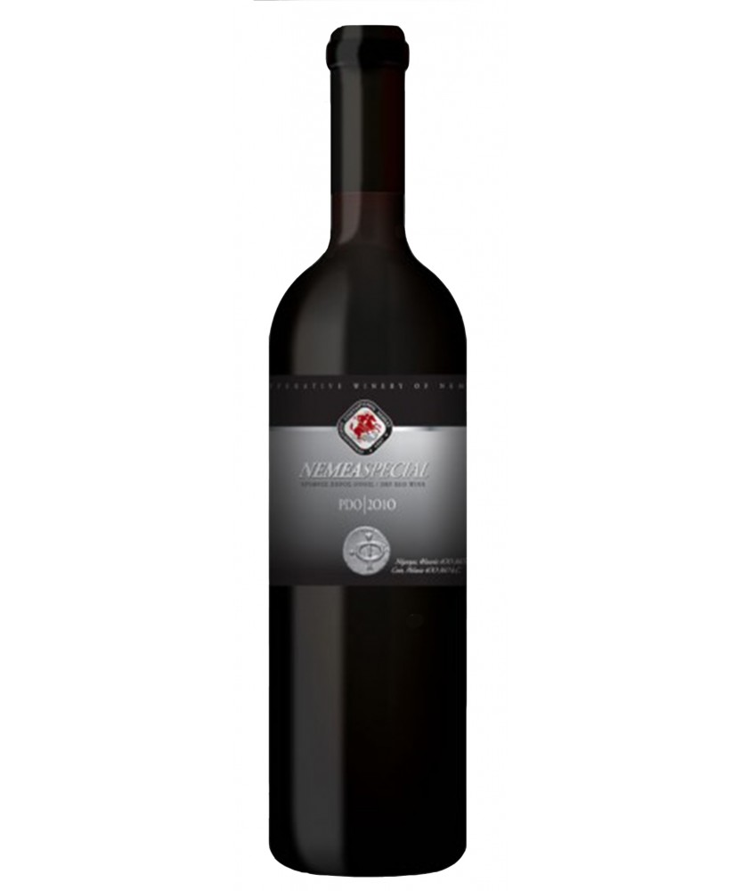 2624 Nemea Cooperative Winery  Nemea Special Rot trocken 0,75 Liter