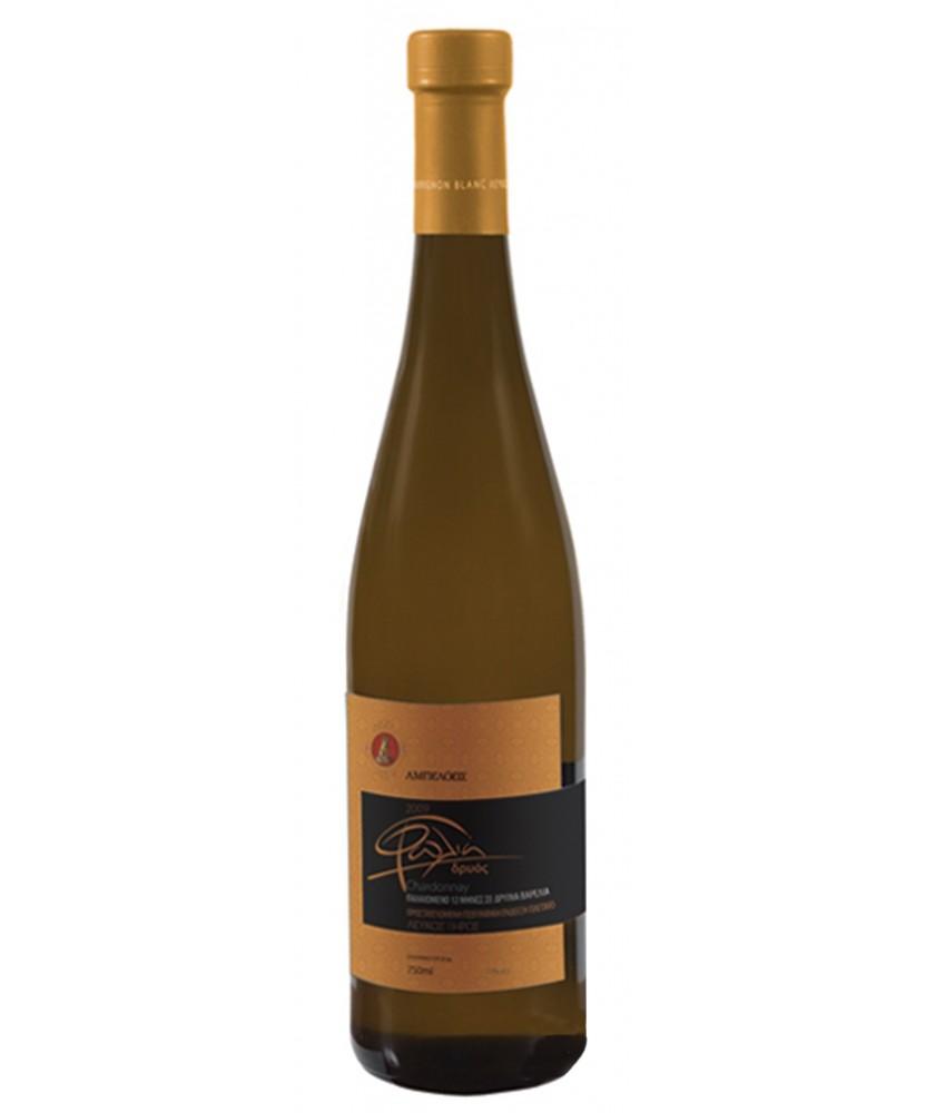 4300 Ampeloeis  Folia Drios Chardonnay Weiss trocken 0,75 Liter