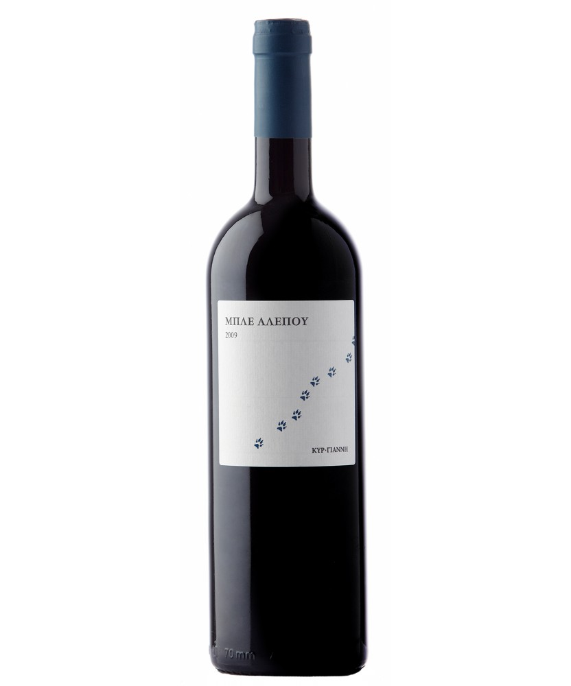 4370 Kir Yianni  Ble Alepou Rotwein 0,75 Liter