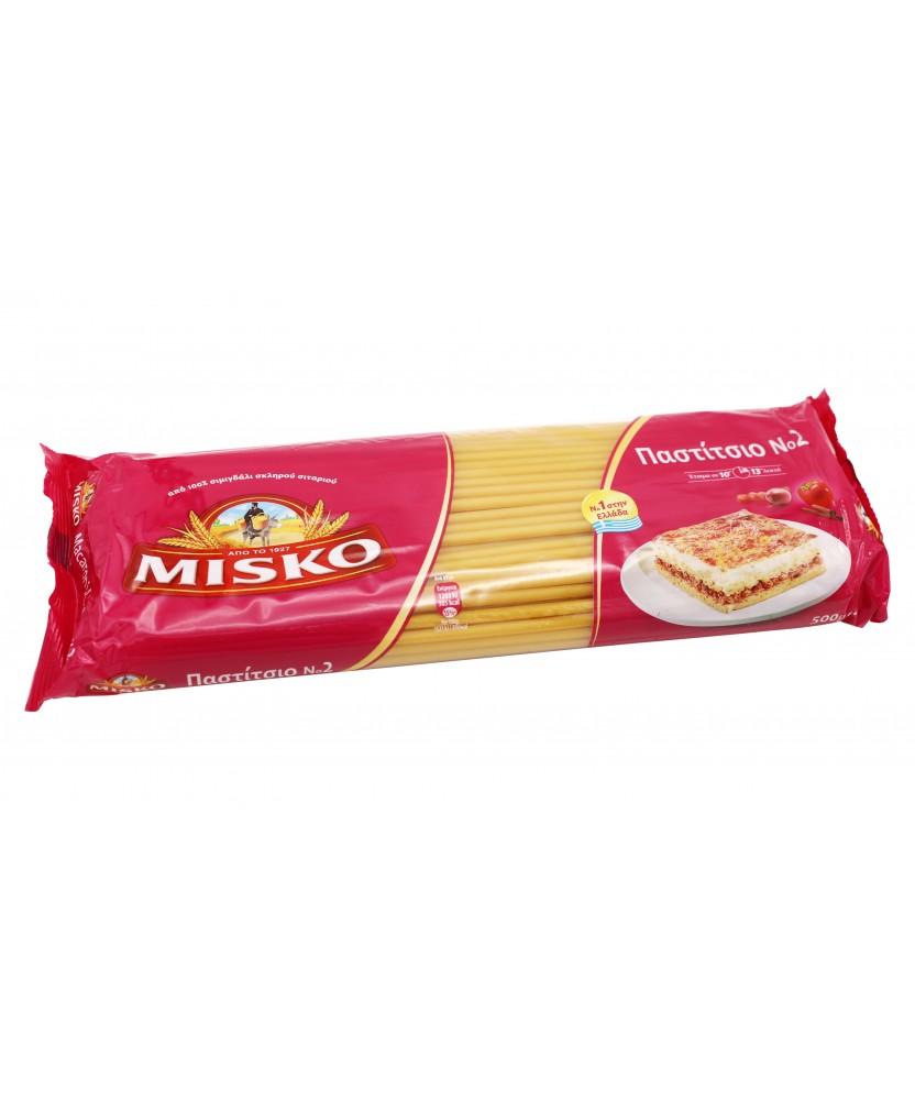 3950 Misko  Spaghetti Pastizio No.2 500gr