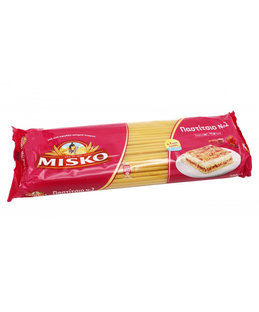 3950 Misko  Spaghettoni n.2 (Pasticcio) Misko