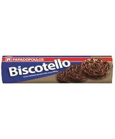 2438 Papadopoulos S.A.  Biscotello Doppelkeks mit Schokoladenfüllung