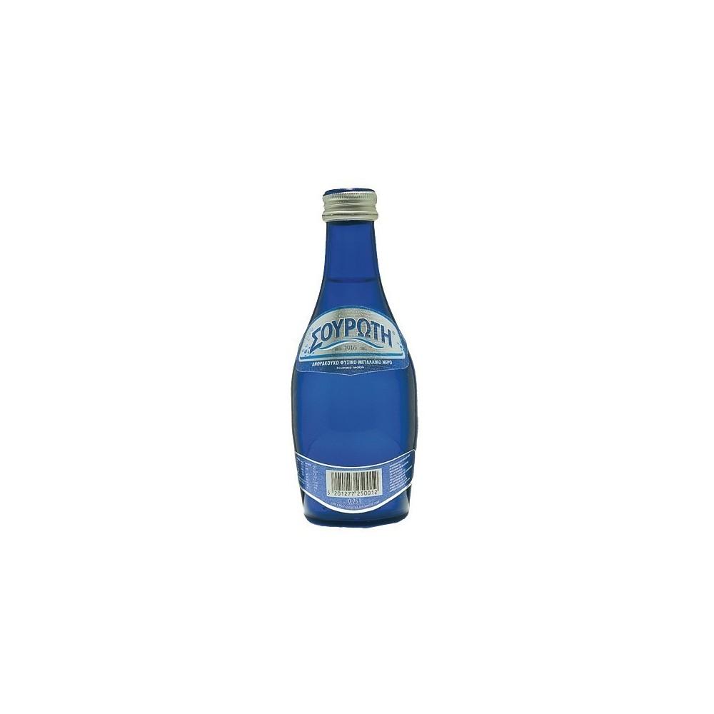 1900 Souroti  Souroti Mineralwasser 0,25L
