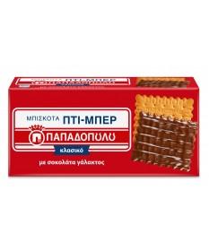 2613 Papadopoulos S.A.  Kekse Petit Beurre mit Schokolade