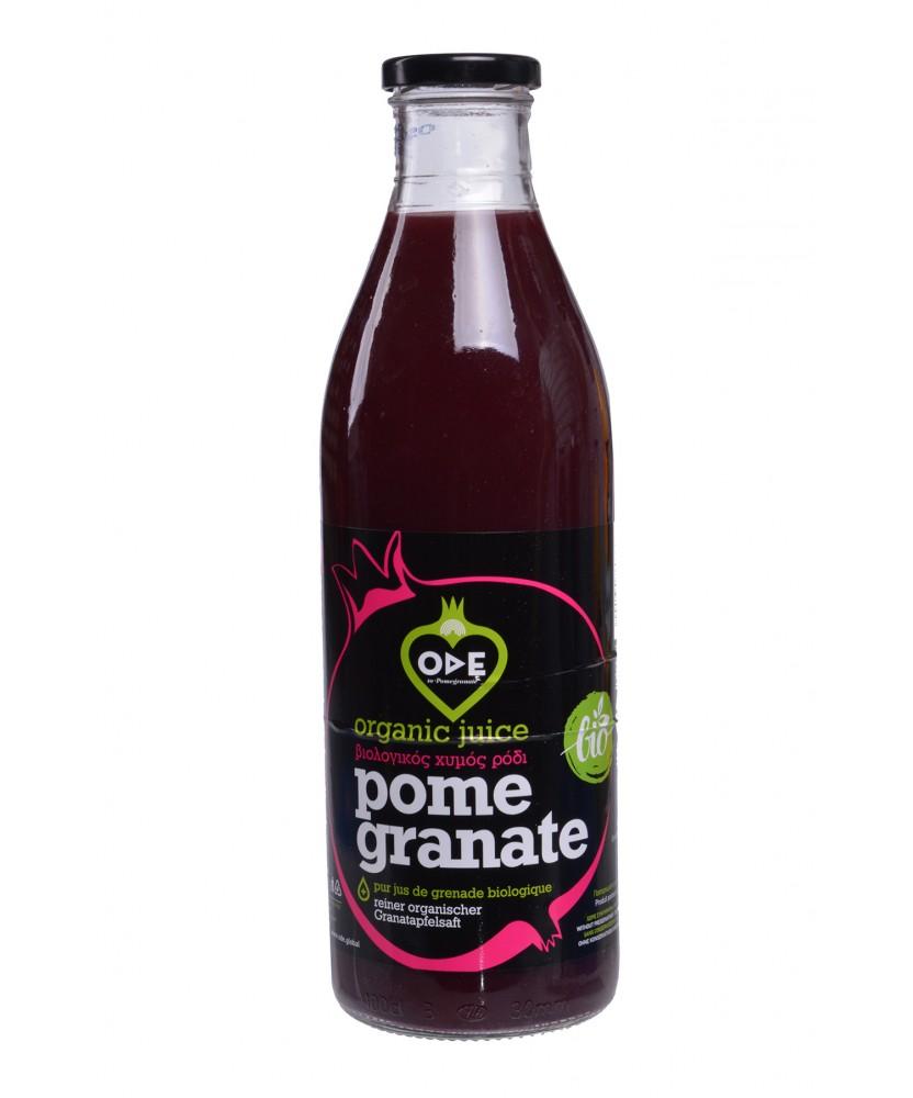 4996 Ode to Pomegranate  ODE Granatapfelsaft 1L BIO 100%