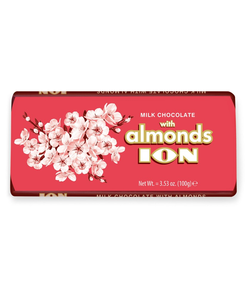 4233 ION  Mandelschokolade 100g