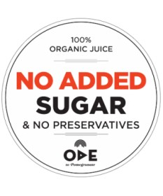 3032 Ode to Pomegranate  ODE Granatapfelsaft 500ml BIO 100%