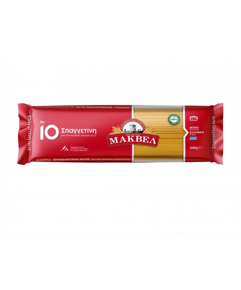 5329 Eurimac Makvel  Spaghettini n.10 Makvel