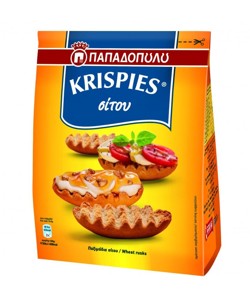 2612 Papadopoulos S.A.  Krispies Weizen 200g