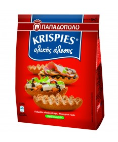 5927 Papadopoulos S.A.  Krispies Vollkorn 200g