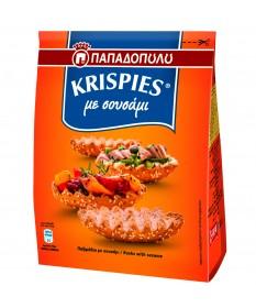 5928 Papadopoulos S.A.  Krispies mit Sesam 200g