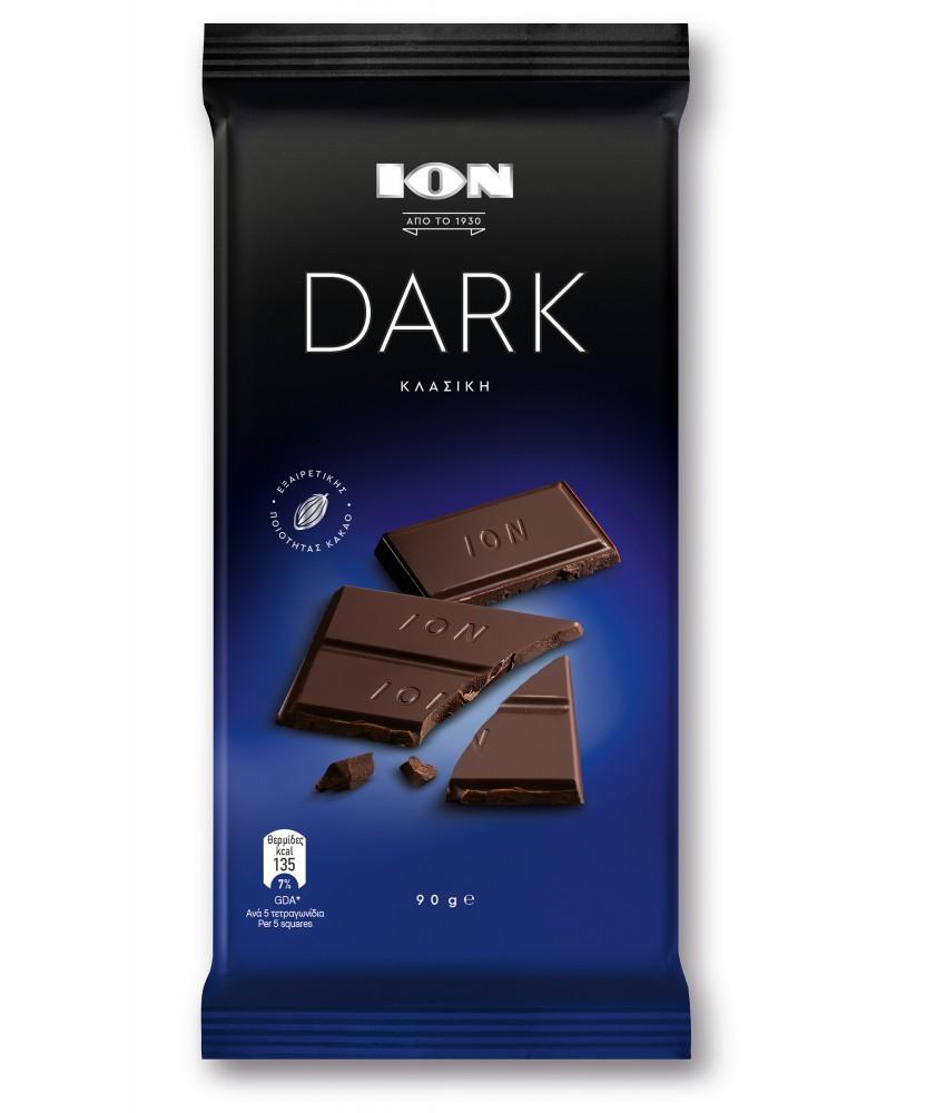5917 ION  Zartbitterschokolade 100g