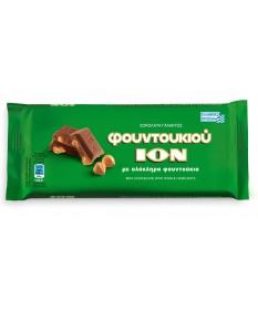 5920 ION  Milchschokolade (mit ganzen Haselnüssen) 100g