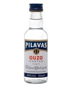 2021 Pilavas  Ouzo Pilavas Mini 40% 0,05L