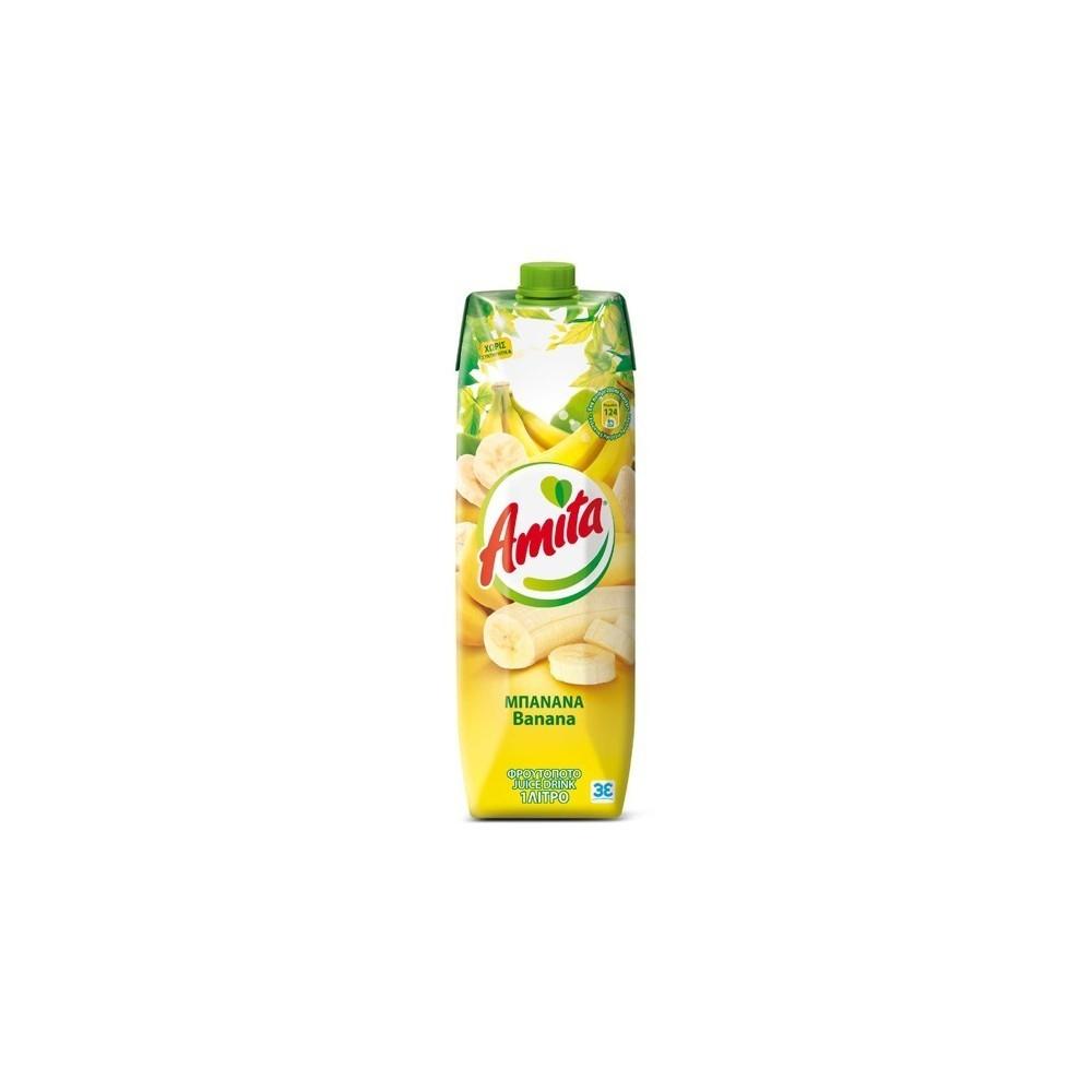 1240 Coca Cola HBC (Amita)  Amita Bananensaft
