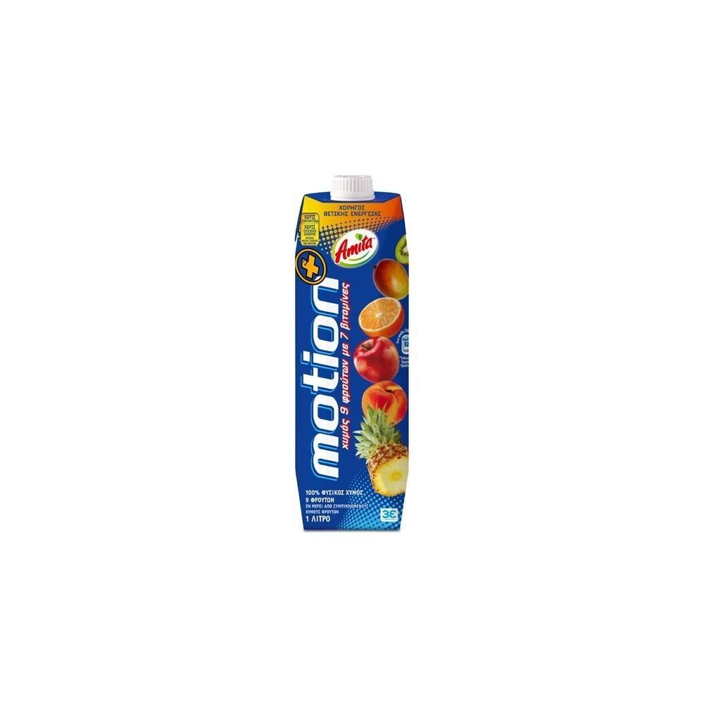 1225 Coca Cola HBC (Amita)   Amita Motion Multivitaminsaft 100%