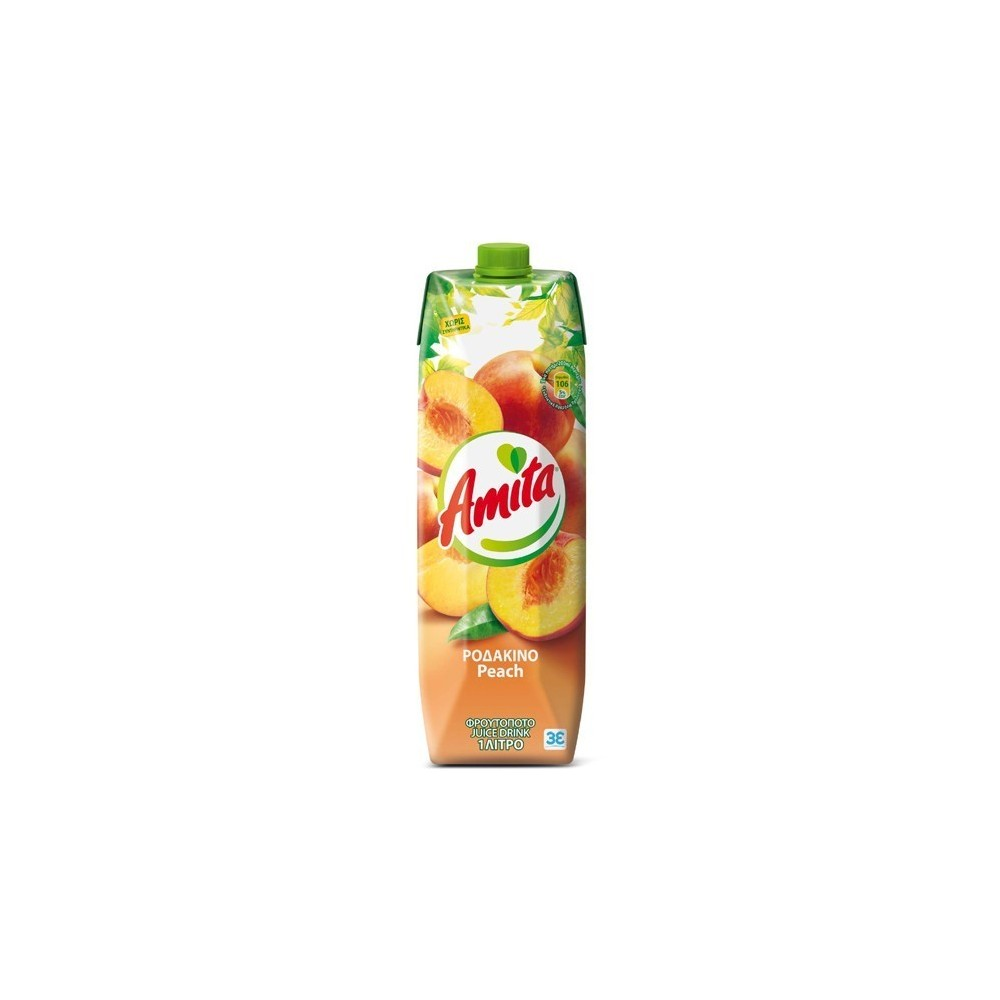 1229 Coca Cola HBC (Amita)  Amita Pfirsichsaft 35%