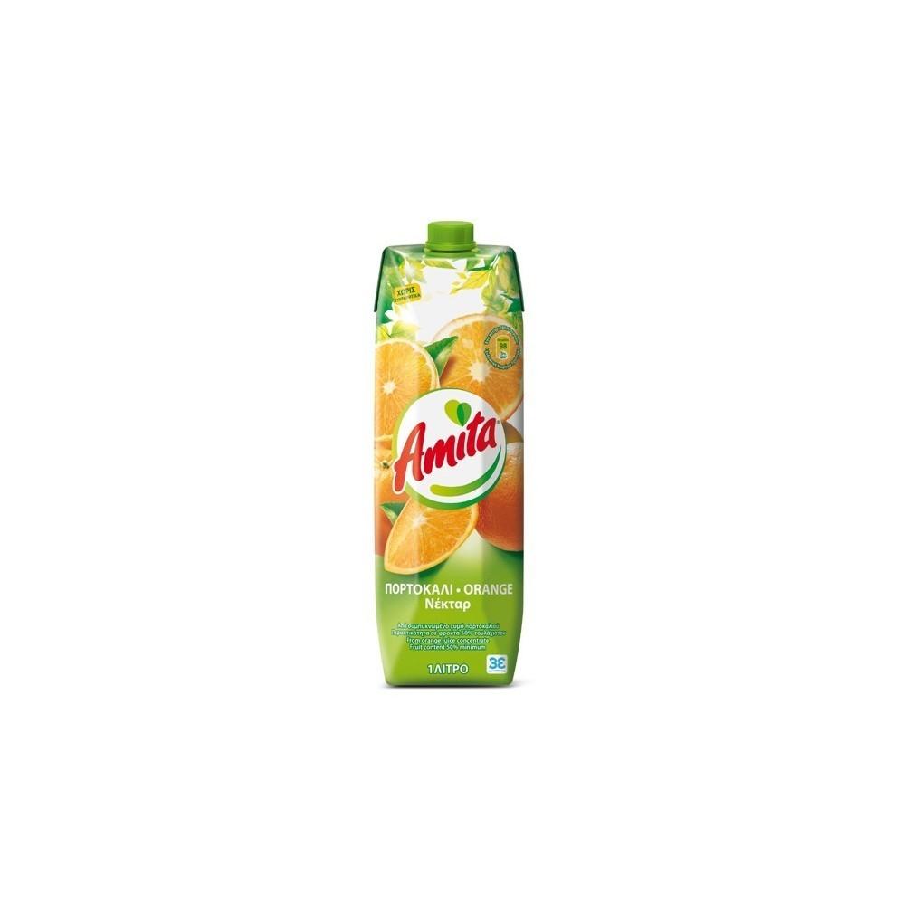 1363 Coca Cola HBC (Amita)  Amita Orangenfruchtsaftgetränk 50%