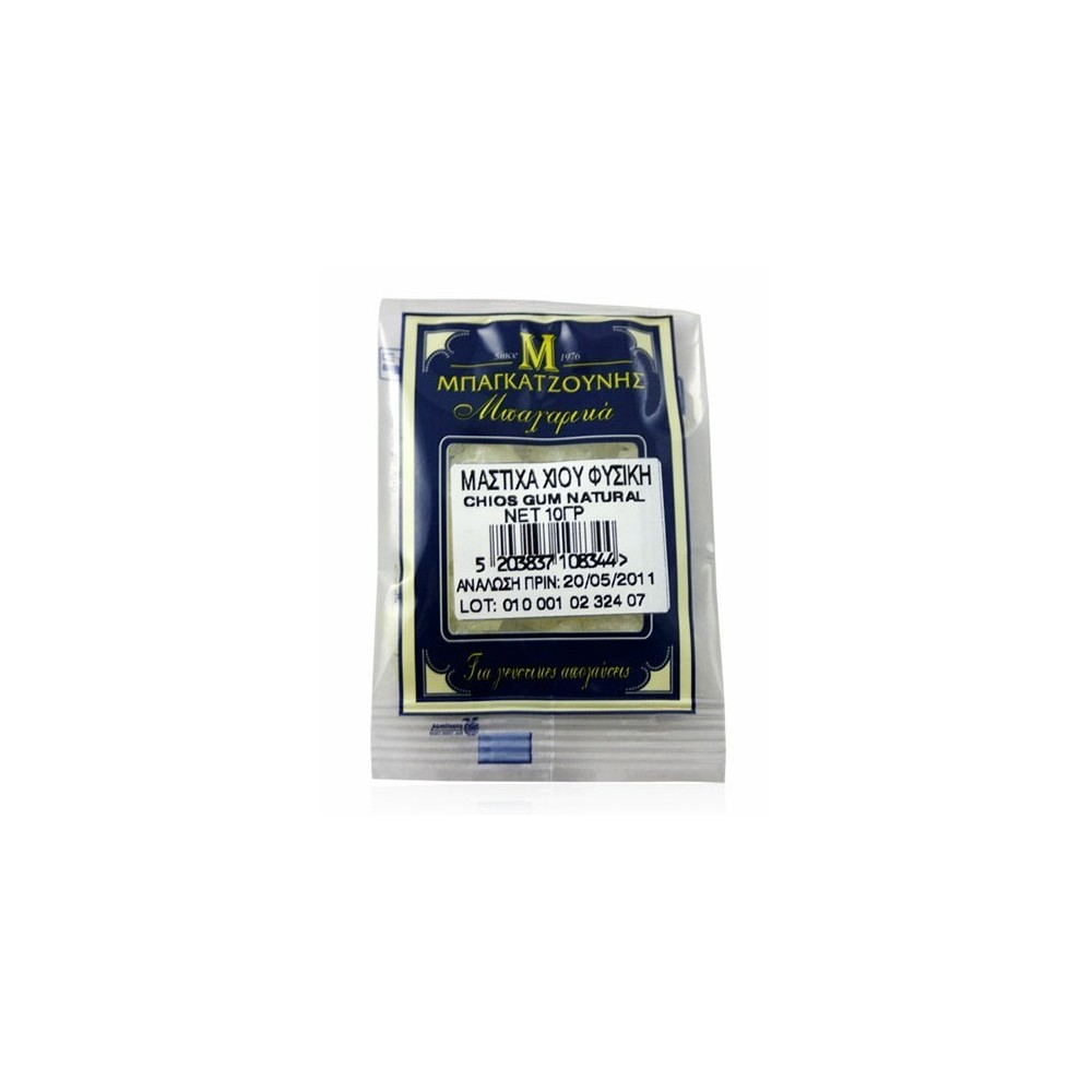 1745 Bagatzounis Spices  Masticha (Masticbaumharz) 10g