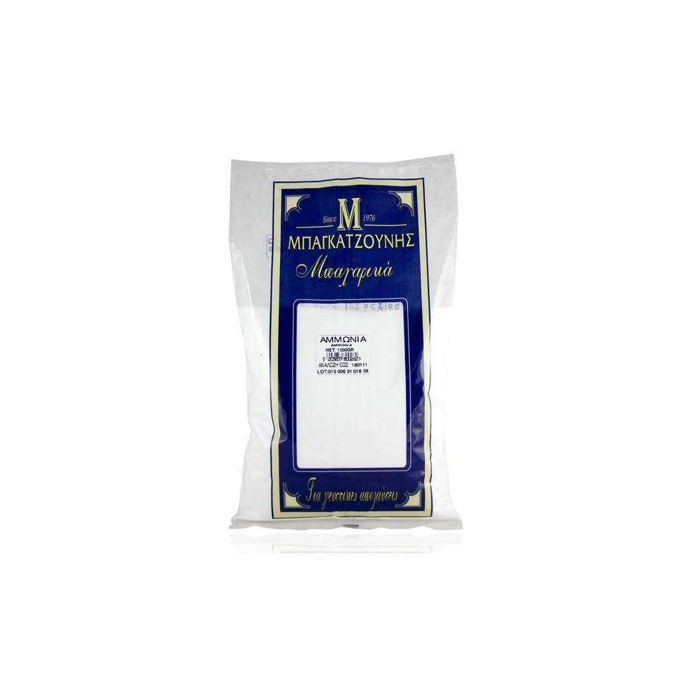 1011 Bagatzounis Spices  Ammonium Pulver (Hirschhornsalz) 50g