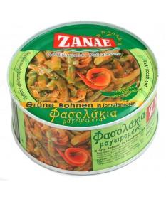 1029 ZANAE  Grüne Bohnen in Tomatensoße ZANAE 280g