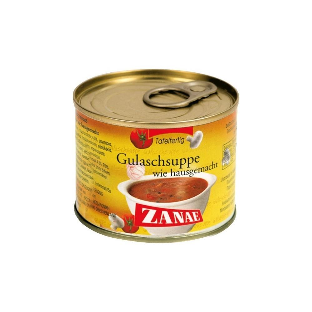 1098 ZANAE  Griechische Gulaschsuppe