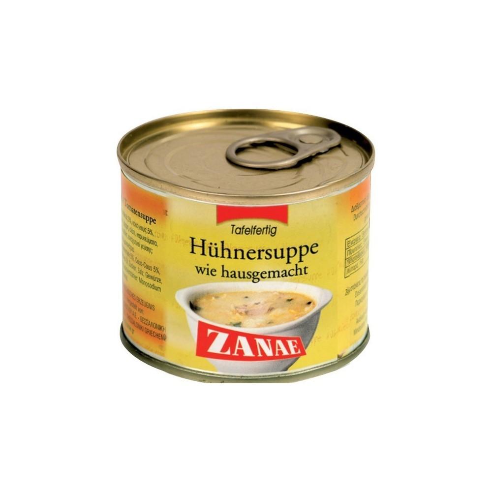 1113 ZANAE  Griechische Hühnersuppe
