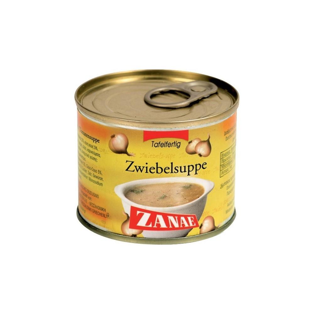 1523 ZANAE  Griechische Zwiebelsuppe