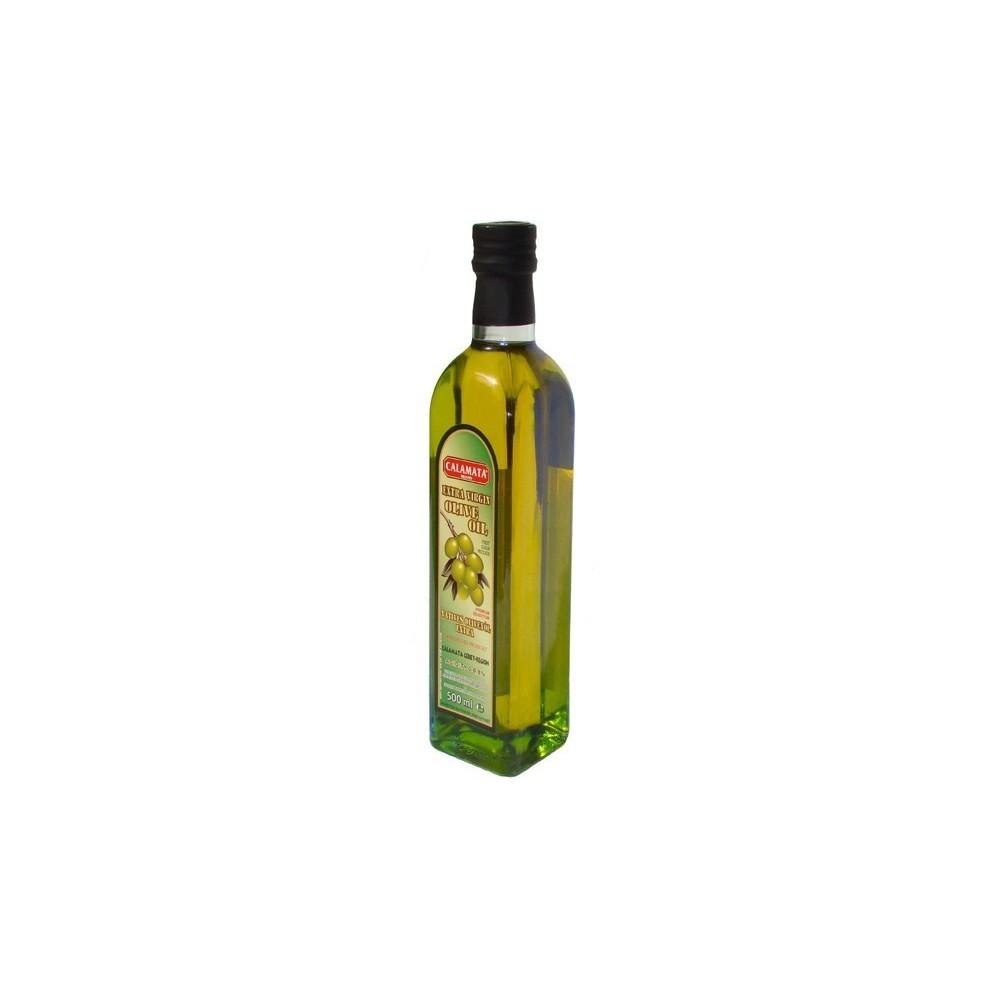 2266 Dragonas Bros S.A.  Calamata Natives Olivenöl Extra 0,5L
