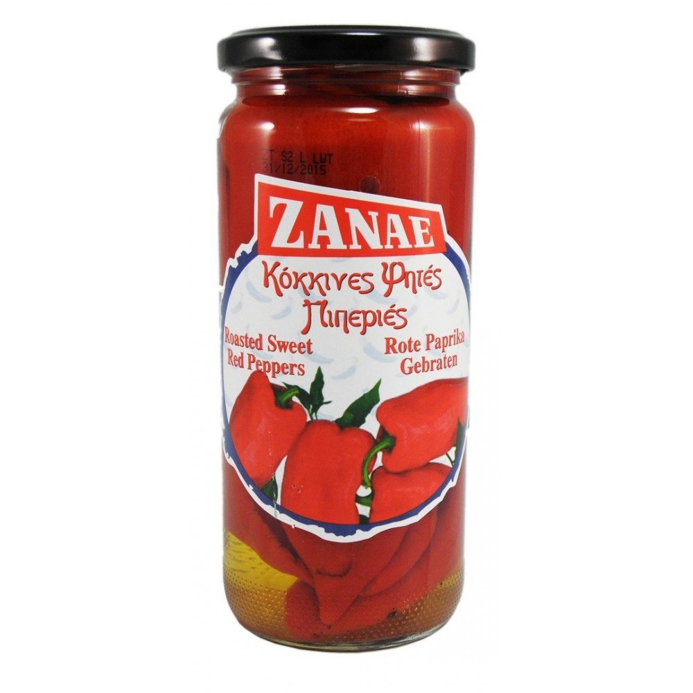 1365 ZANAE  Rote Paprika (Florinis)